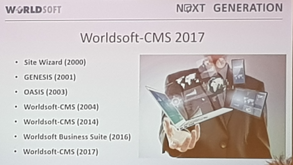 Worldsoft CMS Next Generation